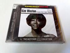 "KIM WESTON ""GREATEST HITS & RARE CLASSICS"" CD 20 TRACKS PRECINTADO SEALED"