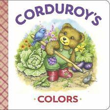 Corduroy's Colors, Scott, MaryJo, Good Book