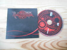 CD Pop Bayonetta - Music From The Video Game (6 Song) Promo SEGA