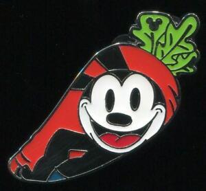 HKDL Hong Kong Hidden Mickey Game Carrot Oswald Disney Pin 131627