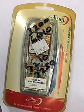 Nokia 7250,7250i FoneSkin Glove Case Clear FSKNOK721. Brand New in Original pack
