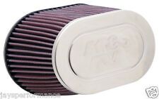 "KN UNIVERSAL AIR FILTER (RC-9330) 7-1/2"" X 5-1/8""B, 6-1/4"" X 4""T, 5-5/16""H"