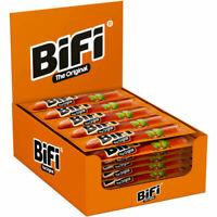 BiFi Original 40 x 22,5 g Mini-Salami geräucherte Wurstsnack