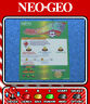 NEO GEO Mini Marquee - SUPER FOOTBALL CHAMP -  Arcade Jamma