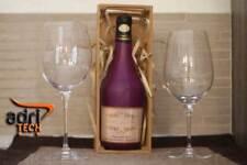 Candela profumata a forma di bottiglia di liquore candele da tavolo romantiche