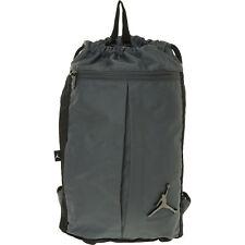 Genuine AIR JORDAN Daybreaker Backpack / Drawstring Sack / Gym Bag, Dark Grey