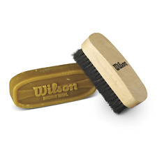 Wilson Football Prep Kit, Wax Bar And Brush, For Leather Game Footballs