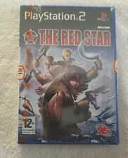 PlayStation 2 Game: The Red Star (Factory Sealed Condition) PAL PS2