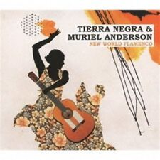 MURIEL ANDERSON-NEW WORLD FLAMENCO-IMPORT CD WITH JAPAN OBI F25
