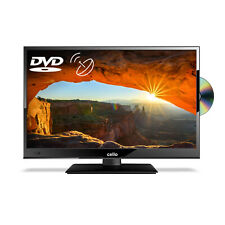 """Cello 16"""" Full HD 1080p LED TV with Freeview and Satellite Tuner + DVD Player"""