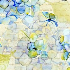 Leah Collection Blooms Digital Print by In the Beginning 1//2 Yard