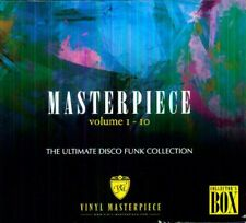 Various Artists - Masterpiece the Ultimate Disco Collection / Various [New CD]