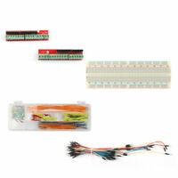 Screw Schild V2 Expansion Board+830 Point Breadboard+Jumper Kabel 65+140Stk