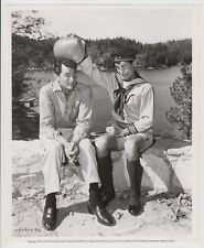 DEAN MARTIN & JERRY LEWIS YOU'RE NEVER TOO YOUNG ORIGINAL 1955 MOVIE PHOTO
