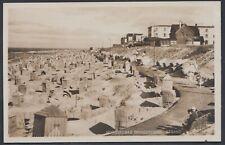30701) Echt Foto AK Nordseebad Wangerooge Strand 1928 ungelaufen