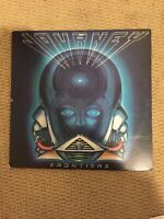 Journey – Frontiers LP 1983 Columbia – QC 38504 Classic Rock VG w/ Inners