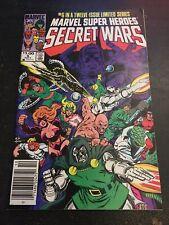 Marvel Super Heroes Secret Wars#6 Incredible Condition 9.0(1984) Zeck Cover