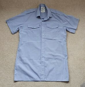 RAF light blue shirts, trousers and skirts (various sizes available)