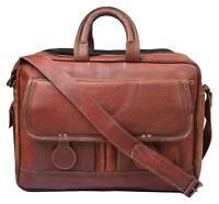Bag Laptop Leather Briefcase Women Designer  New Women Purse Handbag Messenger