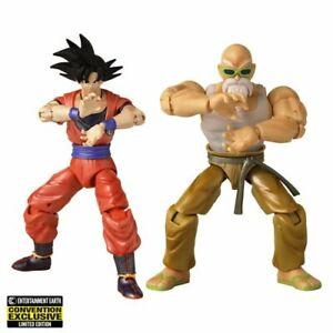 Dragon Ball Super Dragon Stars Goku and Master Roshi 2-Pack - 2021 Exclusive
