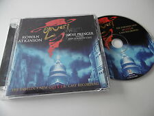 OLIVER! OLIVER ROWAN ATKINSON 2009 LONDON CAST CD CAMERON MACKINTOSH 1ST NIGHT