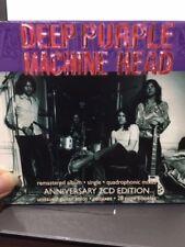 Machine Head [25th Anniversary Edition] by Deep Purple CD Nov-1998, 2 Discs