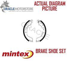 NEW MINTEX REAR BRAKE SHOE SET BRAKING SHOES GENUINE OE QUALITY MFR530