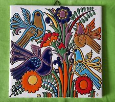 """H&R Johnson Hand Made By Nassos Tile 8"""" x 8"""""""