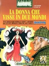 fumetto STORIE DA ALTROVE LA DONNA CHE VISSE IN DUE MONDI