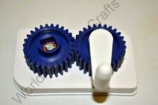 2 Pack:PAPER QUILLING Crimping Crimper Tool Wheel for Craft Card & Jewel Making