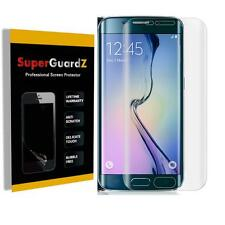 2X 3D Curved Screen Protector [FULL COVERAGE] Shield Film Samsung Galaxy S6 Edge