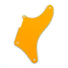 Custom Guitar Pickguard For Tele La Cabronita Mexican ,4ply Orange