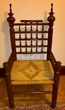 MUGHAL STYLE CHAIR IMPORTED FROM ASIA  STUNNING DESIGN , WELL MAINTAINED