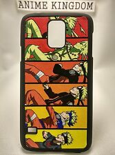 USA Seller Samsung Galaxy S5 SV Anime Phone case Naruto Uzumaku Growing Up
