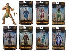 MARVEL LEGENDS ETERNALS Full Set of 7 ACTION FIGURE + GILGAMESH Hasbro ETERNI