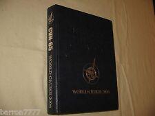 USS Enterprise CVN 65, 2006 Cruise Book  Navy Cruisebook