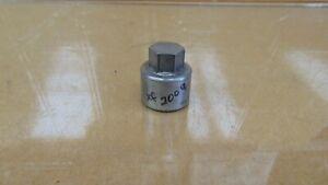 JAGUAR LOCKING WHEEL NUT KEY CODE (G) XF XJ X350 S TYPE #L74