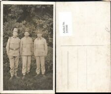 339300,Foto Ak WW1 Soldaten Uniform