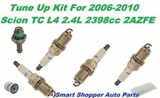 Tune Up Kit For 2006-2010 Scion TC Spark Plug, Air Fitler, Oil Filter, PCV Valve
