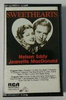 Sweathearts by Jeanette MacDonald Eddy Nelson Audio Cassette 1989 BMG Music