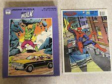 Marvel Comics Incredible Hulk Complete 100 Pcs 1980 Spider-man Golden 1990 Seal