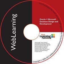 DATABASE Oracle e SQL Server progettazione e sviluppo auto-studio CBT