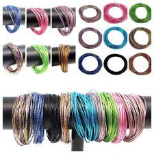 TOP Armreif, 30-teilig, Bangles,Blogger, Metall,Armband,Modeschmuck Farbwahl NEU