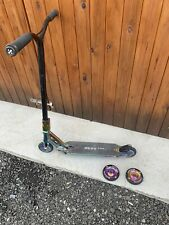 sacrifice stunt scooter Ak110 Tanner Fox Lucky Wheels First generation