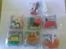 McDonalds Happy Meal Disneyland transportation toys