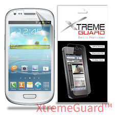 XtremeGuard Clear Screen Protector Shield For Samsung Galaxy S3 III Mini I8190