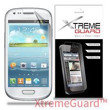 XtremeGuard Clear Screen Protector Shield For Samsung Galaxy S3 III Mini I8190