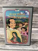 Juan Diego: Messenger Of Guadalupe DVD Animated Film