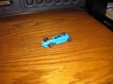 "Vintage Micro Machine ? 2 3/8"" Long IRL Indy Grand Prix F1 Racer Race Car Blue"