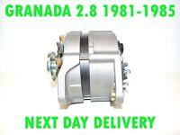 Fits FORD GRANADA 2.8 SALOON ESTATE 1981 1982 1983 1984 1985 ALTERNATOR
